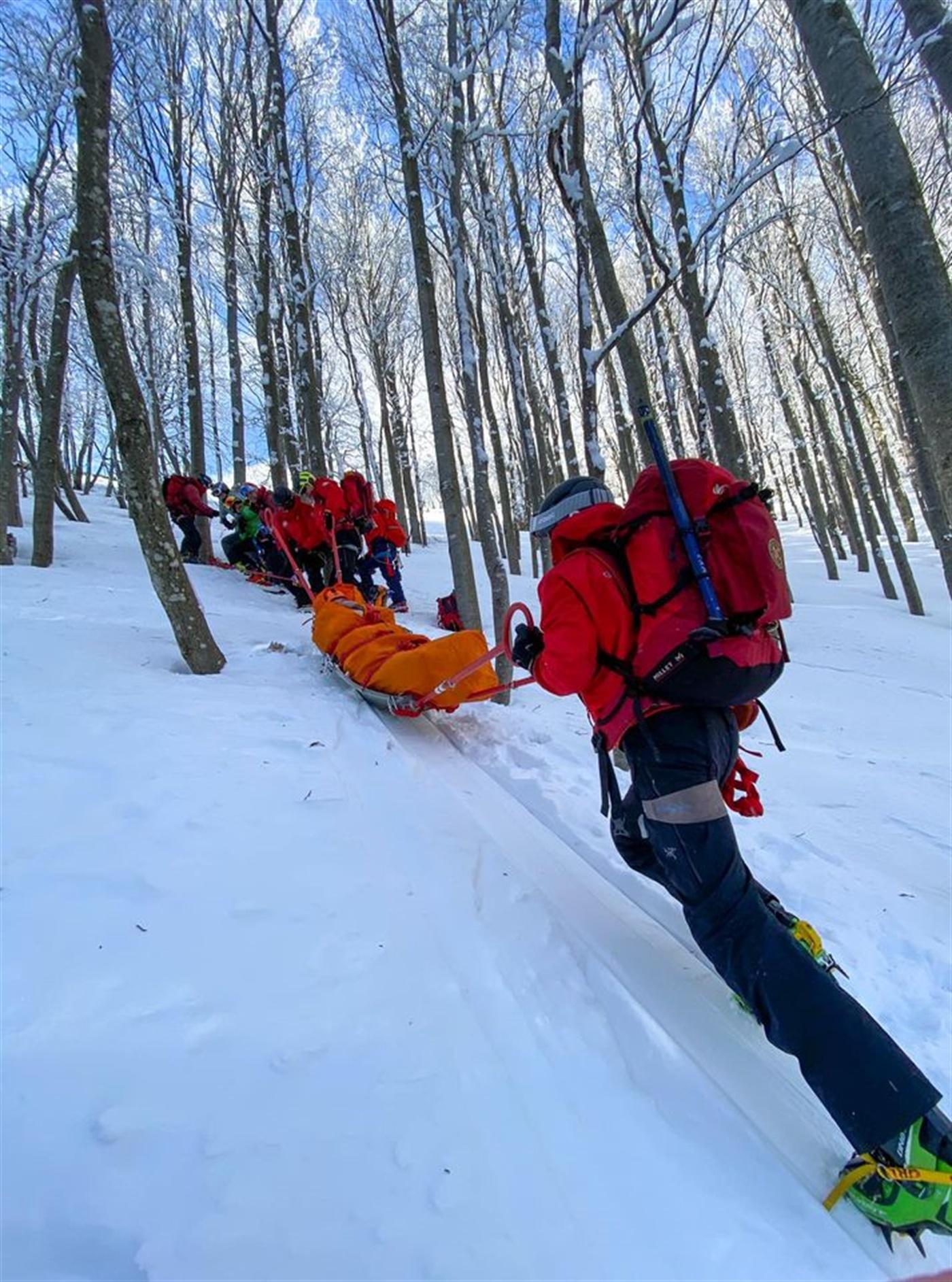 Stanična zimska vježba
