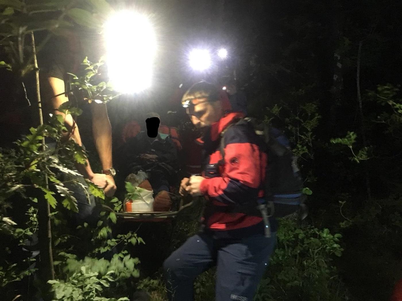 Noćna akcija HGSS Stanice Rijeka