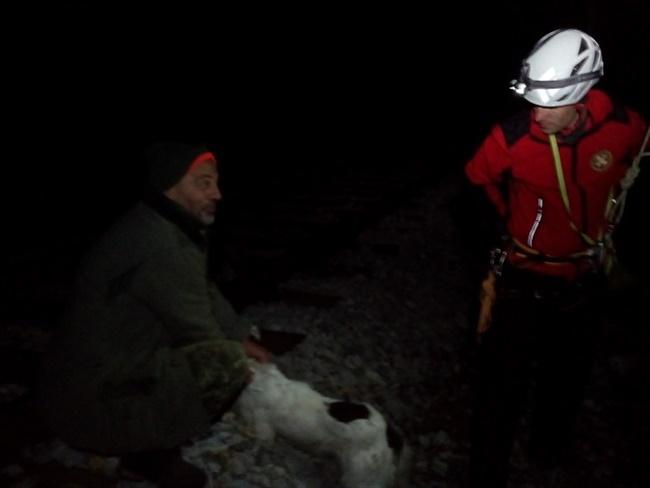 Noćna stjenska akcija Stanice Rijeka