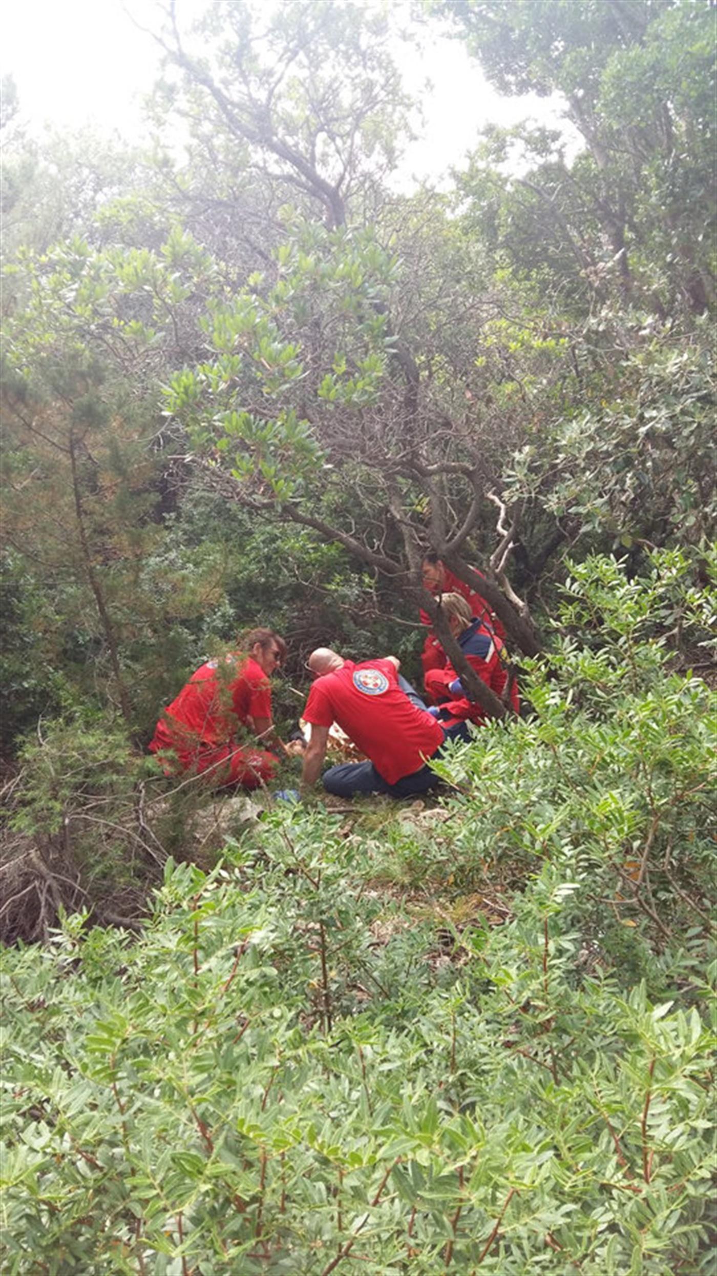 Pronađena nestala osoba na Lošinju